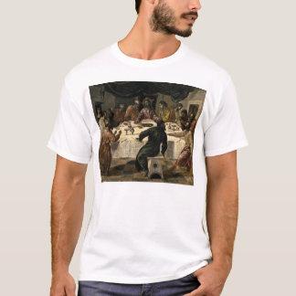 T-shirt Dernier dîner - El Greco