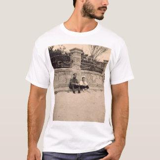 T-shirt Dernier tsar et Tsarevich