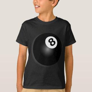 T-shirt Derrière la boule huit !
