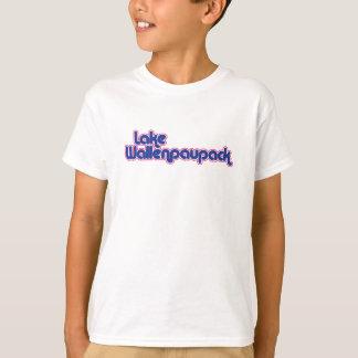 T-shirt des années 80 de Wallenpaupack de lac
