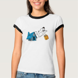 T-shirt Des bonbons ou un sort éffrayant 3