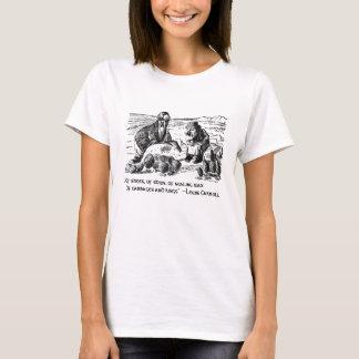 T-shirt Des choux et des rois