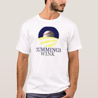 """T-shirt Des Cummings - clin d'oeil, """"changement nous"""