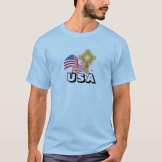T-shirt des Etats-Unis par : Antsafire