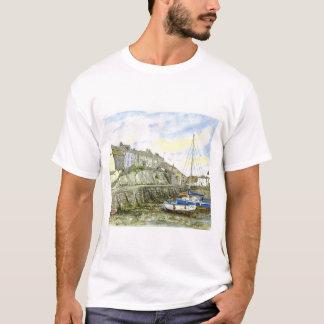 """T-shirt """"des fonds boueux (Mevagissey)"""""""