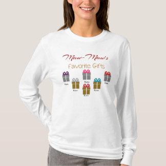 T-shirt des Grandkids des Gueule-Gueules faites