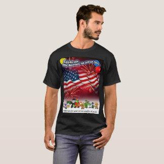 T-shirt des héros méconnus TLM