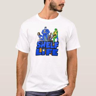T-shirt Des héros plus rapides plus futés plus courageux
