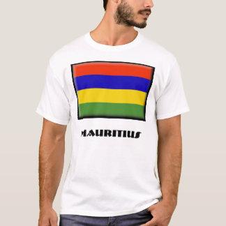 T-shirt des Îles Maurice