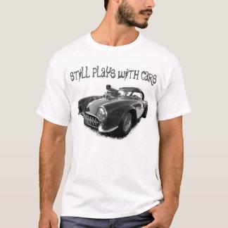 T-shirt Des jeux toujours avec des voitures - affrontez et