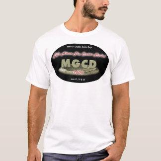 T-shirt Des jours plus splendides de cratère de Manson