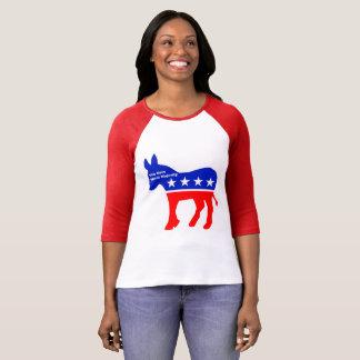 T-shirt Des nouvelles la chemise du base-ball femmes