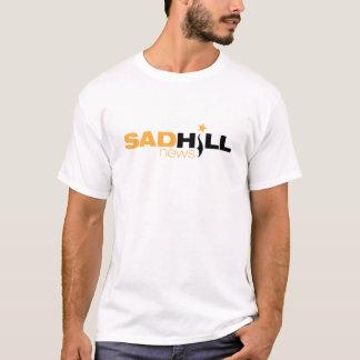 T-shirt Des nouvelles tristes de colline j'ai croisé le