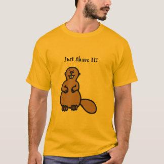 T-shirt dès que possible