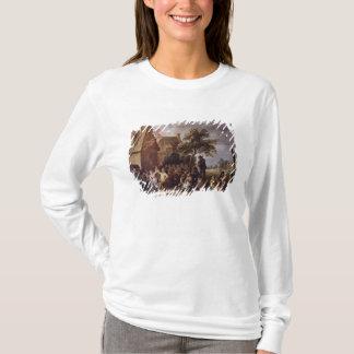 T-shirt Des réjoissances de village