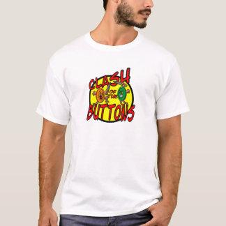 T-shirt Désaccord des boutons