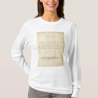 T-shirt Description de la Caroline du Sud