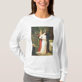 T-shirt Desdemona se retirant à son lit, 1849
