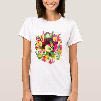 T-shirt Déserté Mosh la chemise