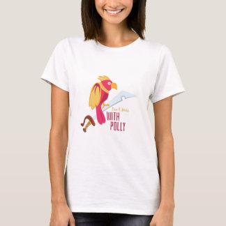 T-shirt Désordre avec Polly