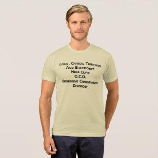 T-shirt Désordre d'O.C.D. Obessive Christianty de
