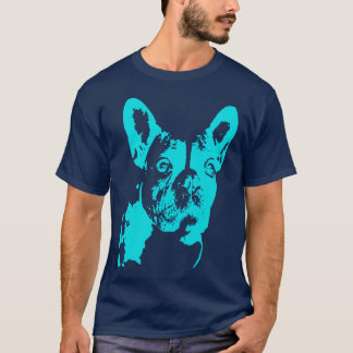 T-shirt Despote bleu