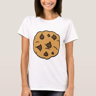 T-shirt Dessert ÉNORME de gâteau aux pépites de chocolat
