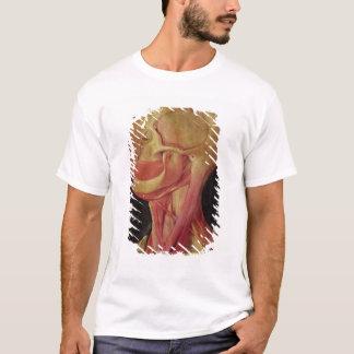 T-shirt Dessin anatomique de la tête humaine