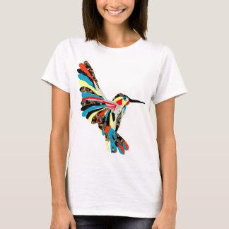 T-shirt dessin de colibri