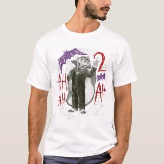 T-shirt Dessin de croquis de von Count B&W de compte