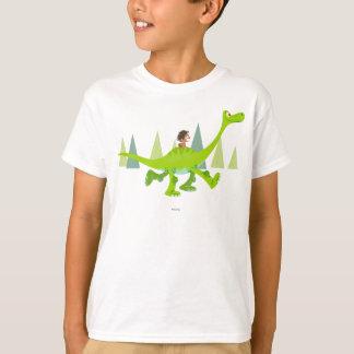 T-shirt Dessin de tache montant Arlo
