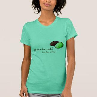 T-shirt Dessinera pour Mochi !