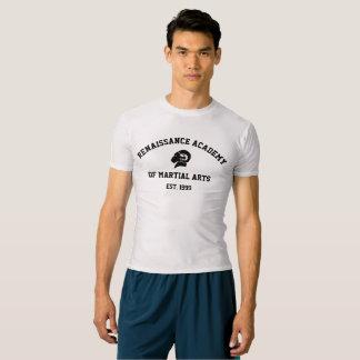 T-shirt Dessus de compression de RAM/garde impétueuse,