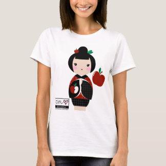 T-shirt Dessus de courroies de spaghetti de Manzanita