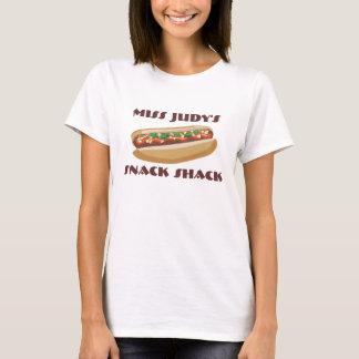 T-shirt Dessus de hot-dog