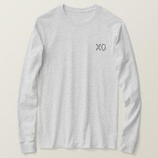 T-shirt Dessus de longsleeve de XO