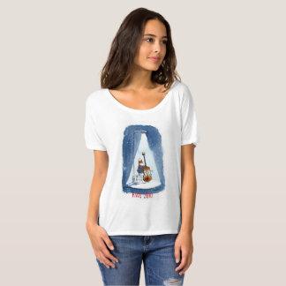 T-shirt Dessus de PJ