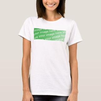 T-shirt Dessus de spaghetti de dames