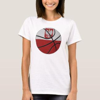 T-shirt Dessus de spaghetti de dames de basket-ball de la