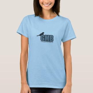 T-shirt Dessus de spaghetti de dames de site Web de GMB