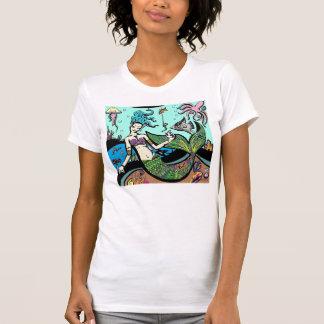T-shirt Dessus décontracté de Merlady