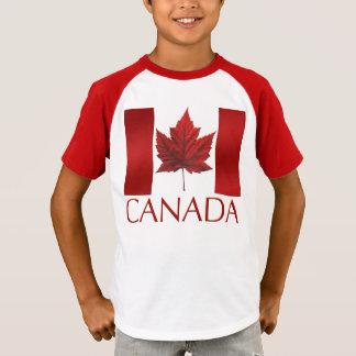 T-shirt Dessus du souvenir de l'enfant du Canada de la