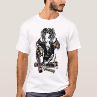 T-shirt Dessus féerique d'art d'encens gothique de