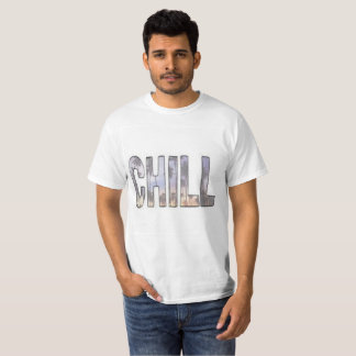 T-shirt Dessus froid
