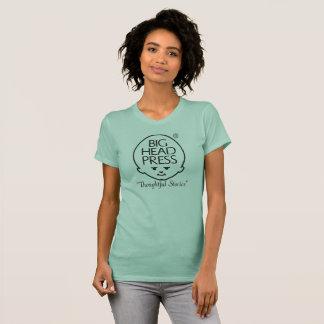 T-shirt Dessus légers de grandes dames principales de