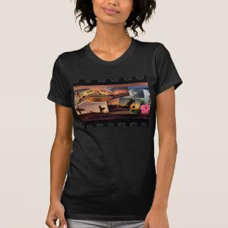 T-shirt Destination verte de voyage