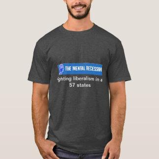 T-shirt d'états des hommes REC 57