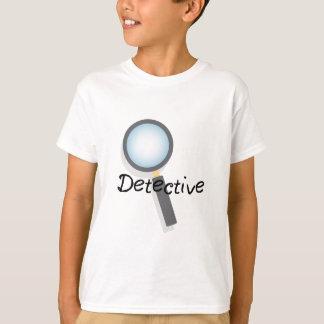 T-shirt Détective