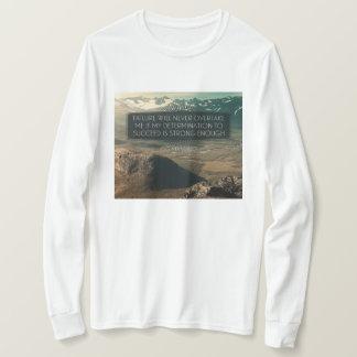 T-shirt Détermination à réussir