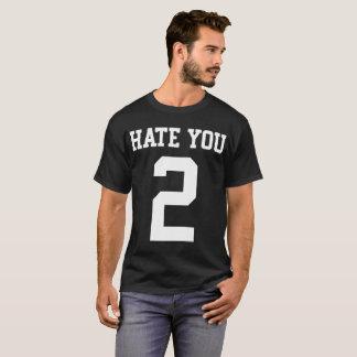 T-shirt Détestez-vous la mode G de Tumblr de butin de